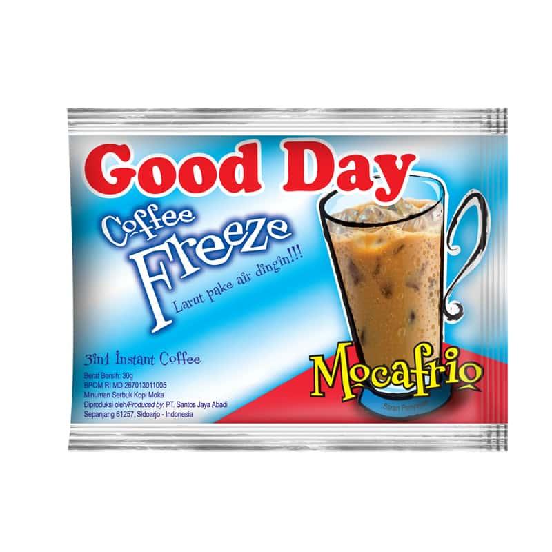 Good Day Freeze Mocafrio Renteng Fastanastore Official E